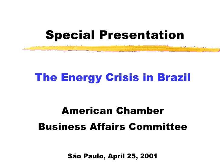 Amcham Power Crisis2