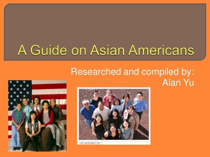 Researched and compiled by:                   Alan Yu