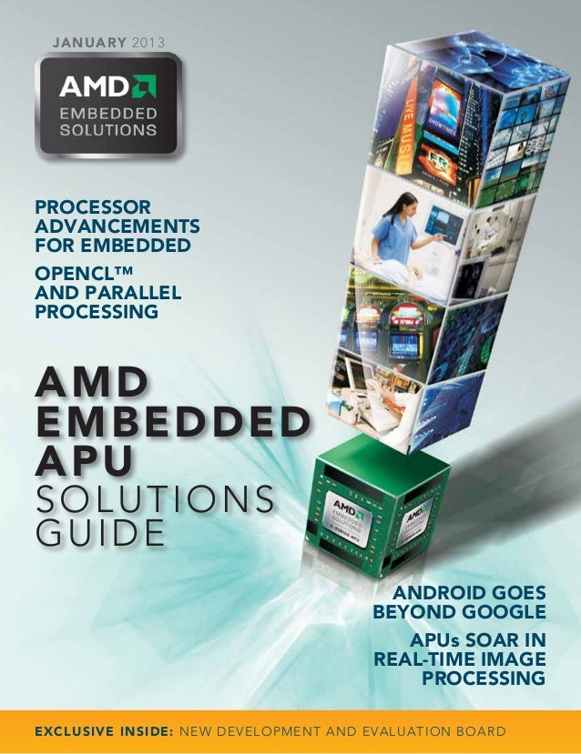 AMD Embedded Solutions Guide