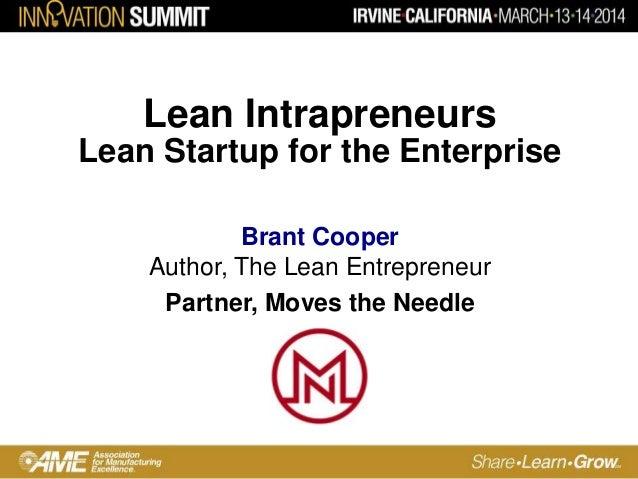 AME Innovation Summit