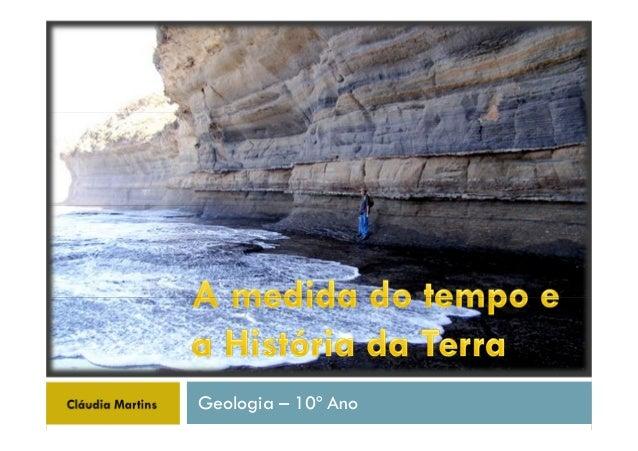 Geologia – 10º Ano
