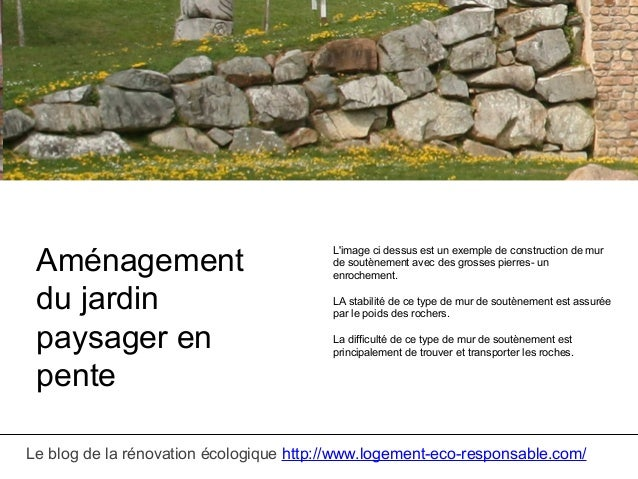 Amenagement jardin paysager for Exemple d amenagement de jardin