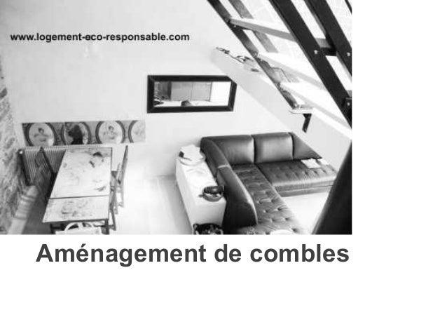 amenagement des combles. Black Bedroom Furniture Sets. Home Design Ideas