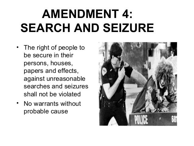 4th Amendment Search and Seizure Protections - FindLaw