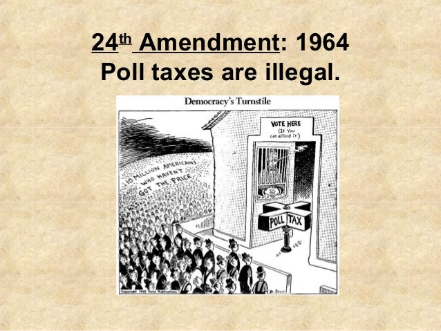 pics for gt 24th amendment pictures