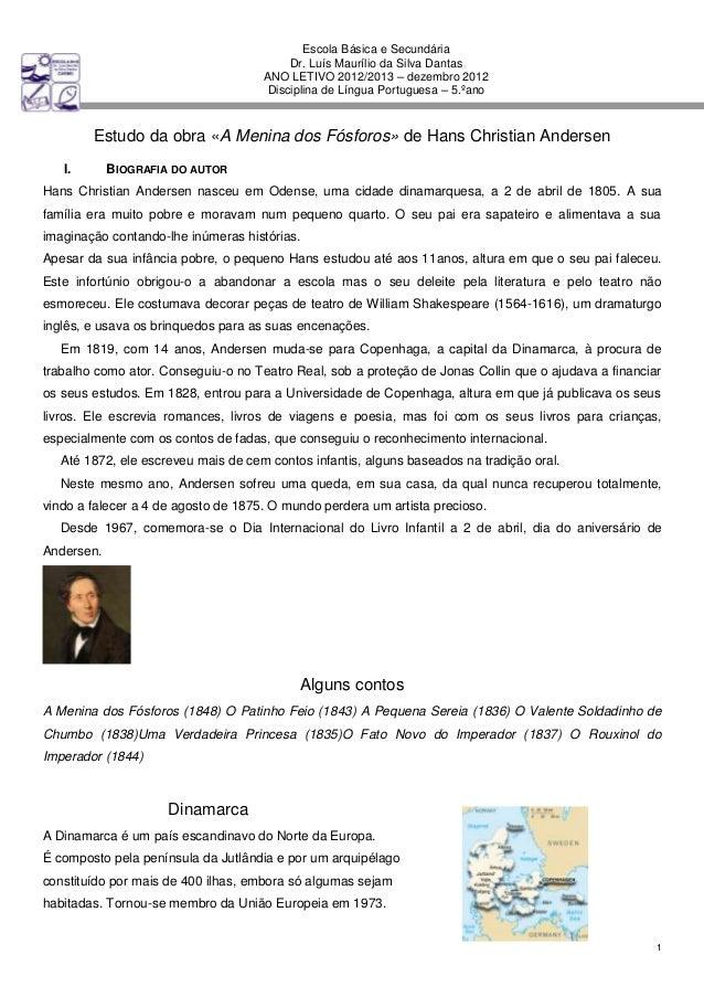 Escola Básica e Secundária Dr. Luís Maurílio da Silva Dantas ANO LETIVO 2012/2013 – dezembro 2012 Disciplina de Língua Por...