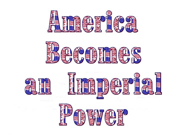 US Imperialism SA