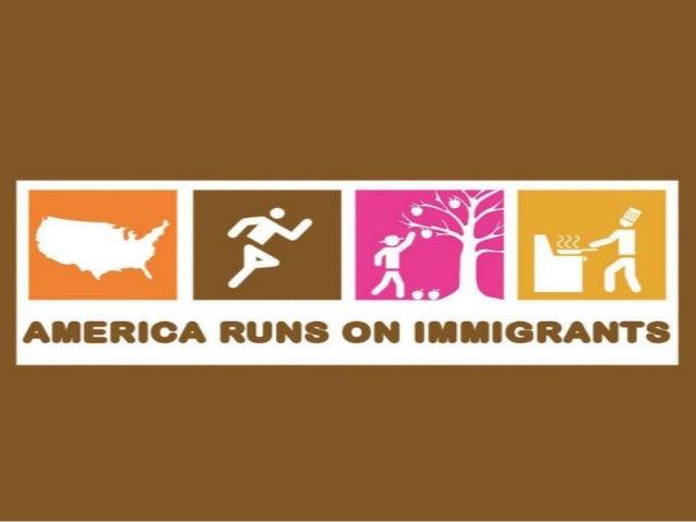 America Runs on Immigrants
