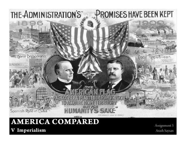 America Compared 3