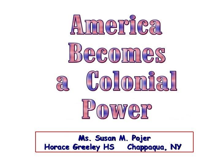 America becomesanimperialpower