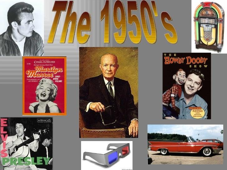 America In The 1950s3607