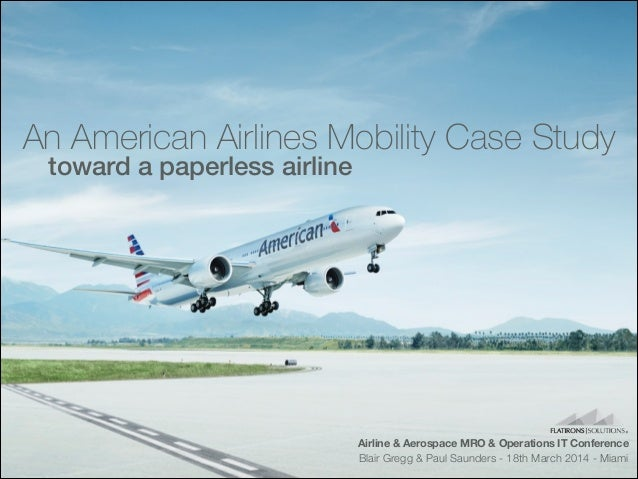 american airlines research proposal Airlines and antitrust: scrutinizing the american airlines-us airways merger case solution, this case is about financial management, government, market research, mergers & acquisitions.