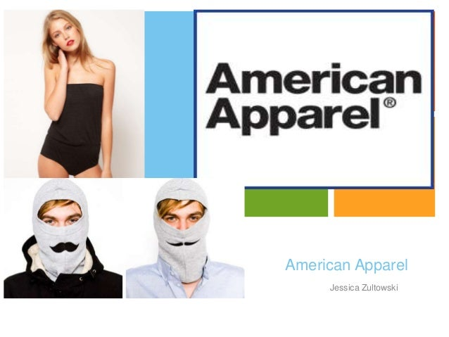 American Apparel final for New Media