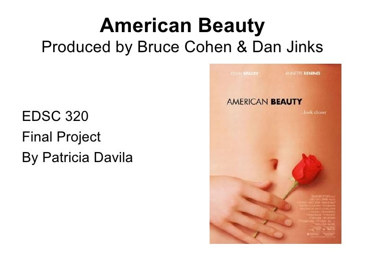 american beauty research paper