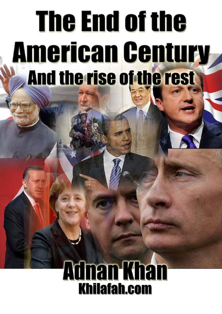 BOOK: The End of the American Century and the Rise of the Rest