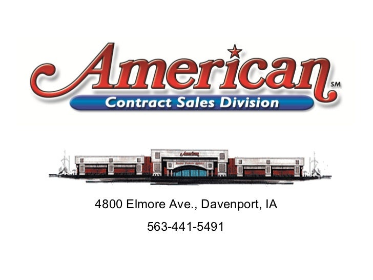 American Contract Division Ppt