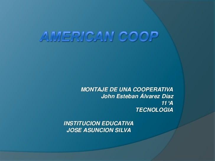 American coop