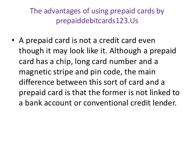 us prepaid credit card