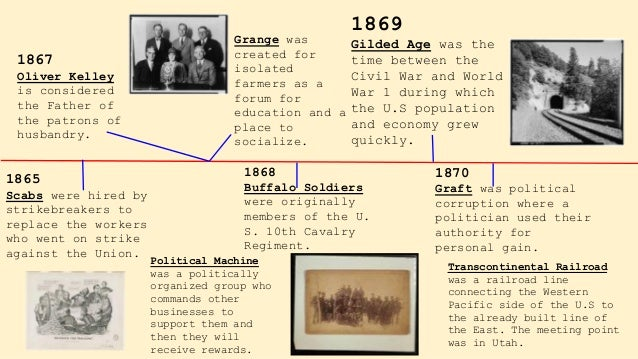 What are interesting things that happened in the 1800s in America?
