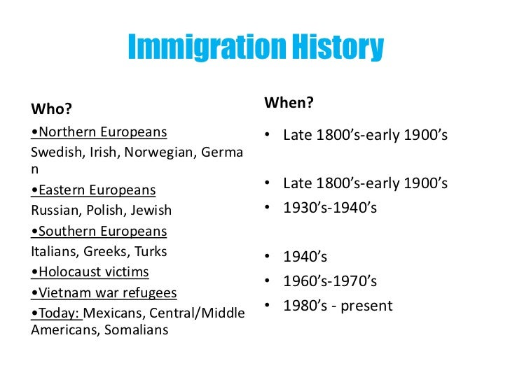essay on immigration in the late 1800s Immigration – late 1800s grade 5  knowledge of social studies, write a well-organized essay about immigration in your essay, remember to.