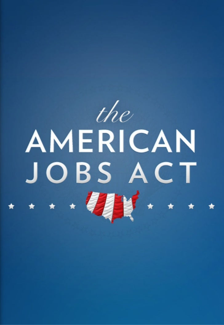 American Jobs Act Address Enhanced Graphics