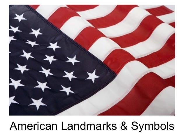 American Landmarks & Symbols