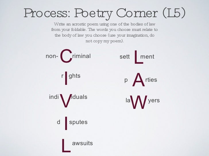 pics How to Write an Effective Poem