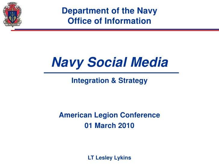 American Legion   Navy Social Media Brief Final