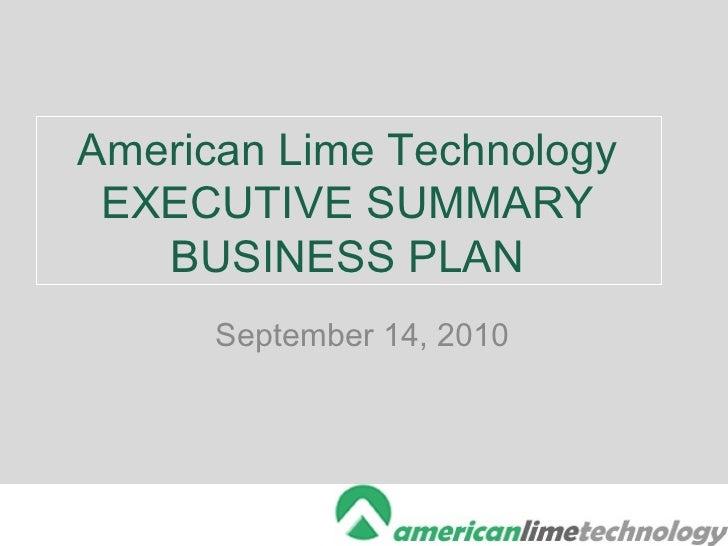 Tech Business Plan