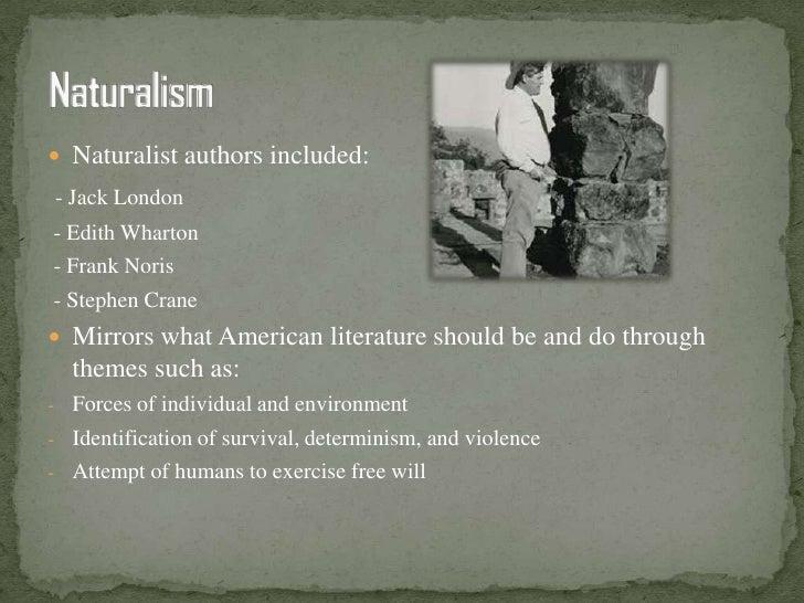 Essay on naturalism