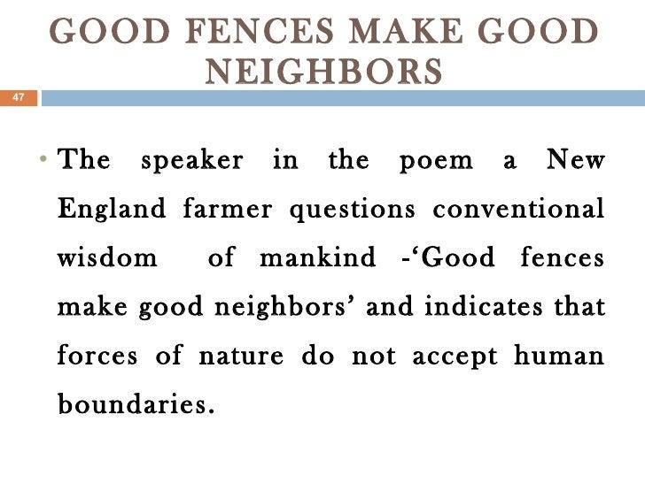 Fences Essay Topics