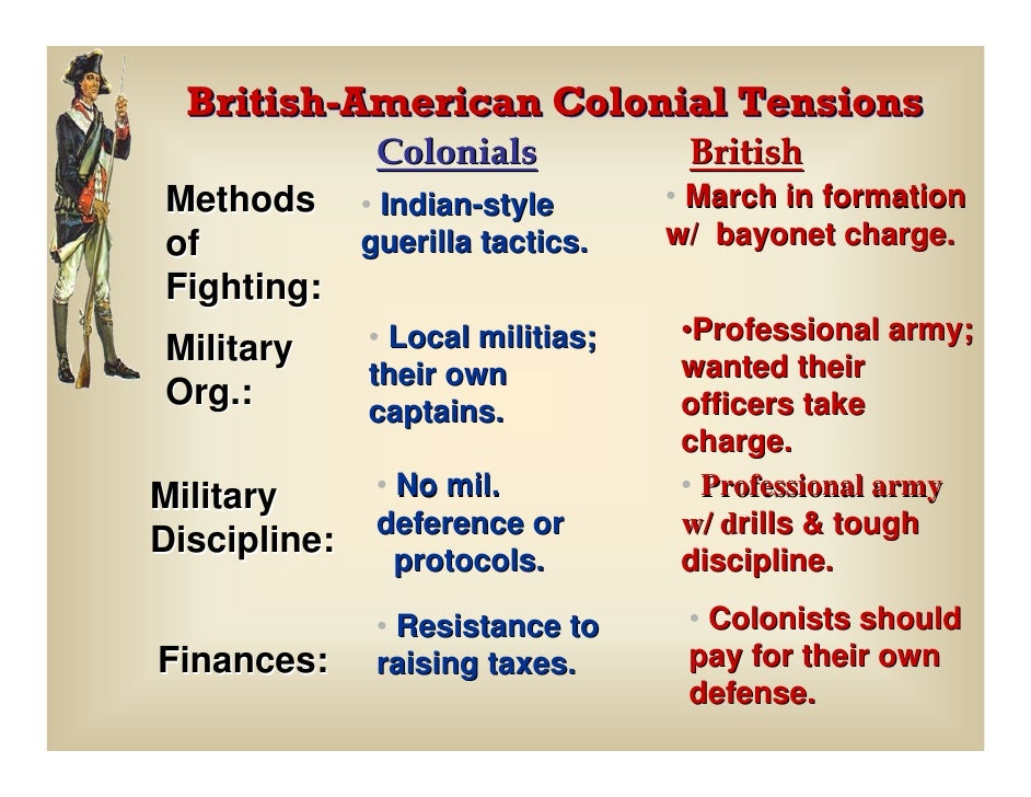 causes and effects of the american revolutionary war