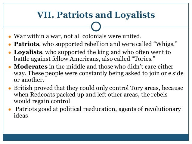 Essay on the causes of the revolutionary war