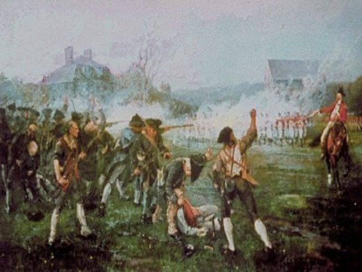 Unit 3 the American Revolution ? In English III?