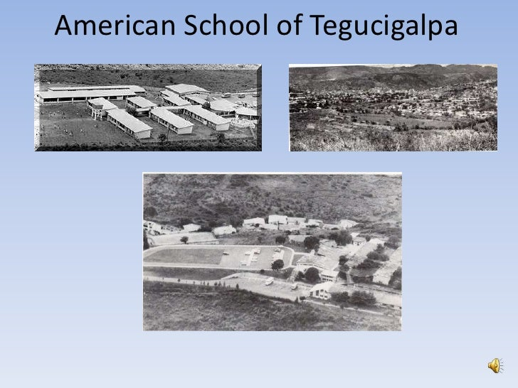 American School of Tegucigalpa <br />Walk through memory lane with pictures of our beloved school's current campus, now an...