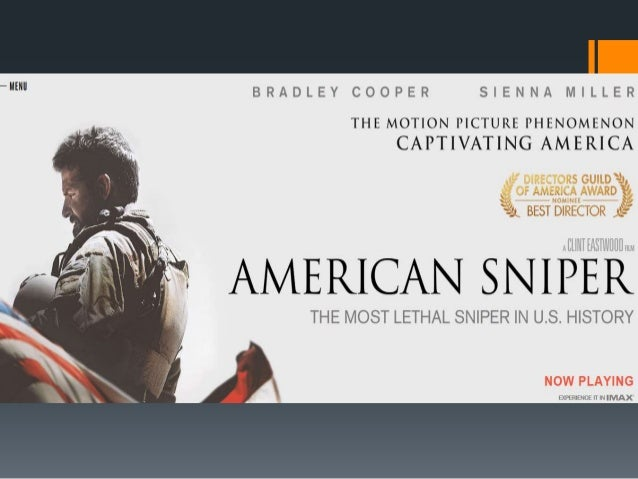 American Sniper Movie Review Essay