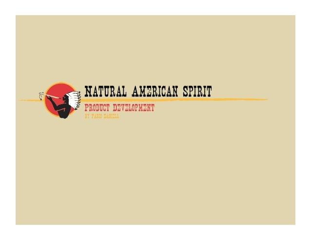 American Spirit Product Development Strategy