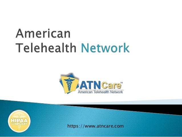 American Telehealth Network –Leaders in the field of Telehealth Consultations
