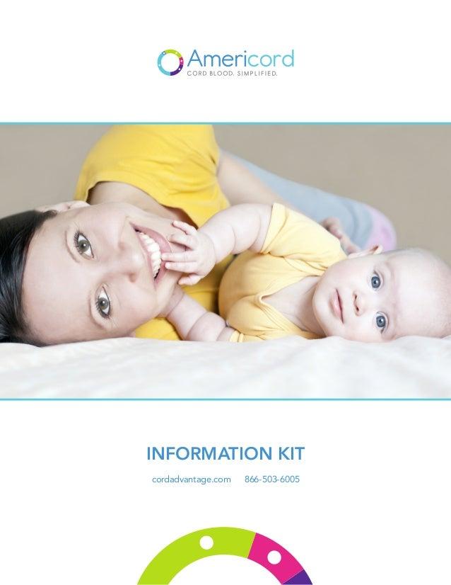 Americord information kit