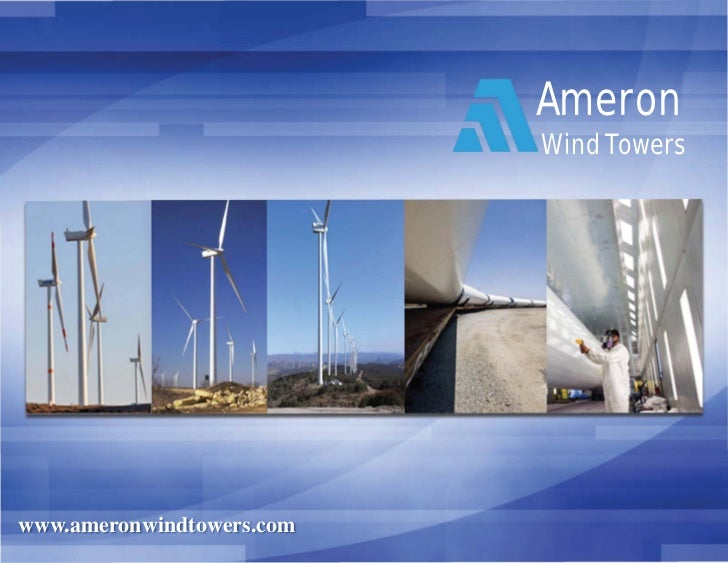 Ameron Wind Towers