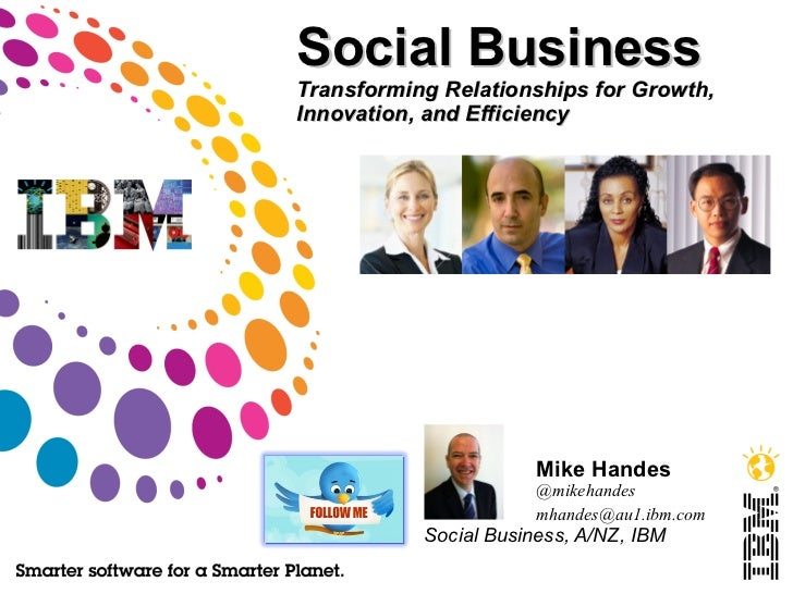 Social BusinessTransforming Relationships for Growth,Innovation, and Efficiency                       Mike Handes         ...