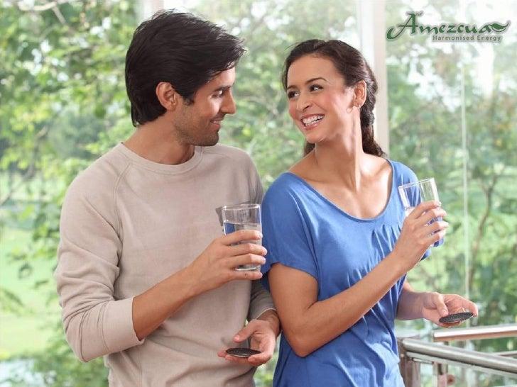 Amezcua est la ligne de produits     Harmonised Energy de QNET.  Nous proposons des produits de bien-être de qualité qui f...