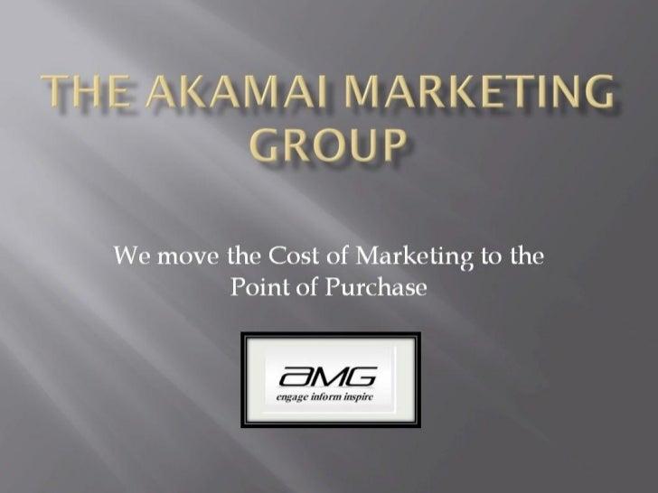 Akamai Marketing Group
