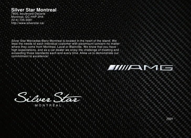 2010 Mercedes Benz ML 63 AMG Montreal Canada