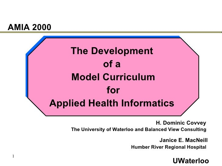 <ul><li>The Development  </li></ul><ul><li>of a  </li></ul><ul><li>Model Curriculum </li></ul><ul><li>for  </li></ul><ul><...