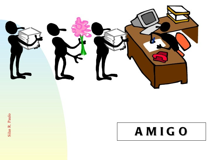 <ul><li>A M I G O </li></ul>