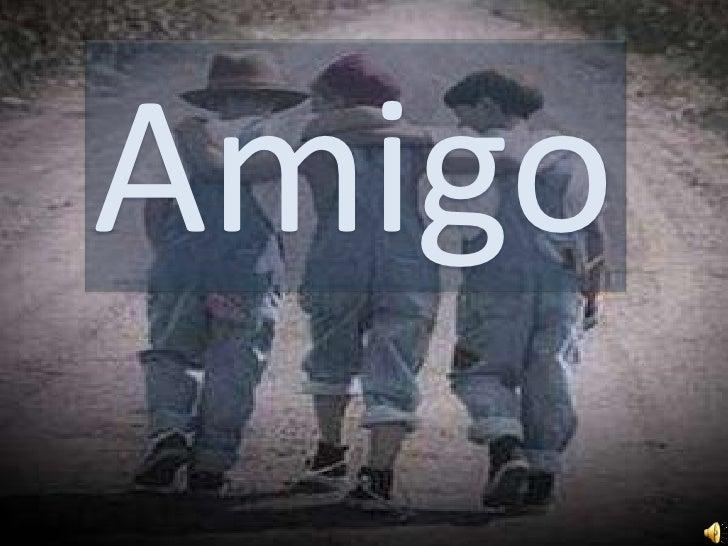 Amigo<br />