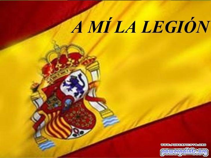 A mi la_legion