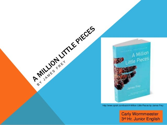 a million little pieces book report 2018-08-12 immediately download the a million little pieces summary, chapter-by-chapter analysis, book notes, essays, quotes, character descriptions, lesson plans, and more - everything you need for studying or teaching a million little.