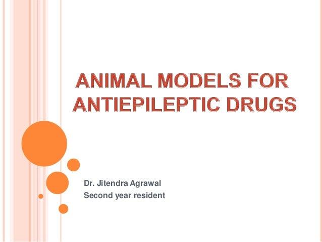 Aminal models for seizure